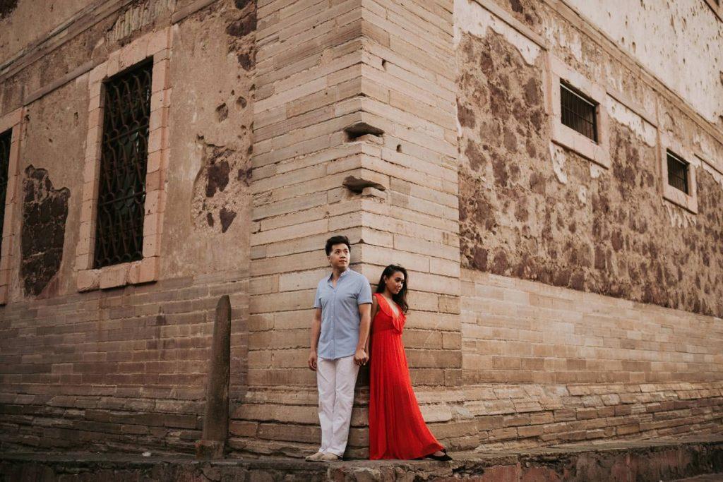 engagement wedding photos Guanajuato
