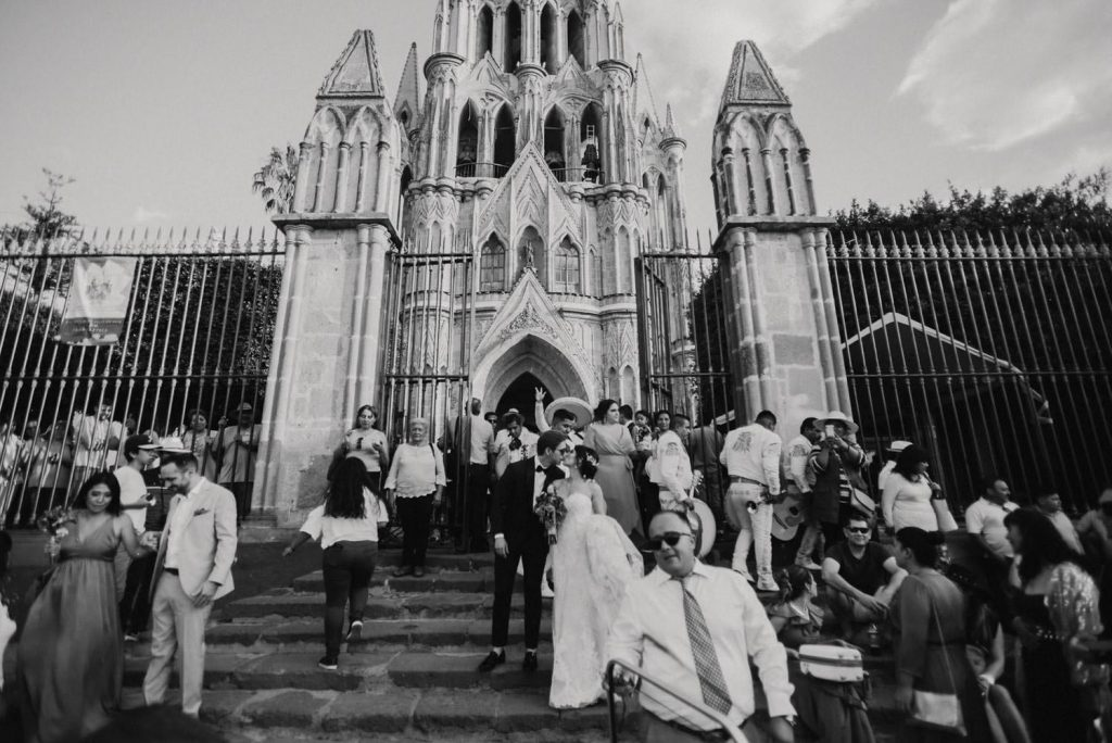 fotógrafo hacienda San Miguel allende
